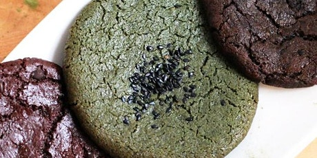 Make Your Own: Healthy Naughty Cookie Class (VG & GF) tickets