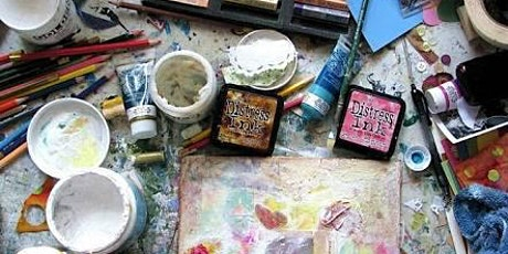 Embrace the Mistakes Art Workshop tickets
