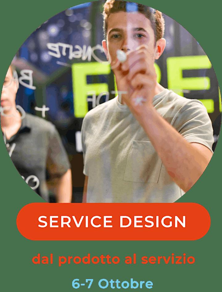 Immagine Evolution Camp #servicedesign