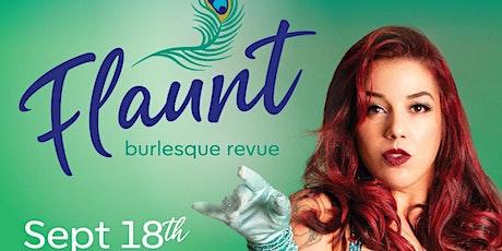 Flaunt Burlesque Revue tickets