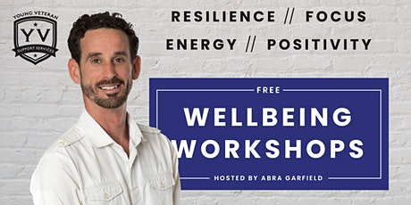YVSS Wellbeing Workshops With Abra Garfield - BLOCK ONE 1st Sep - 22nd Sep tickets