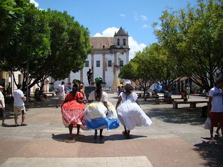 Walk in Bahia, Brazil image