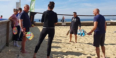 TAKEPART everyone - Beach Tennis Taster Sessions tickets