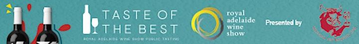 Taste of the Best 2021– Royal Adelaide Wine Show Public Tasting image