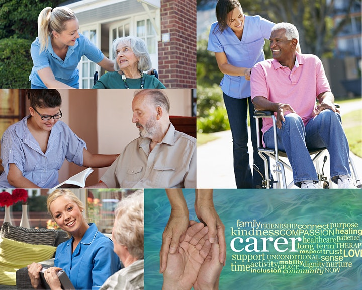 Carers - what does a Quality NDIS look like? - monthly catch - up image