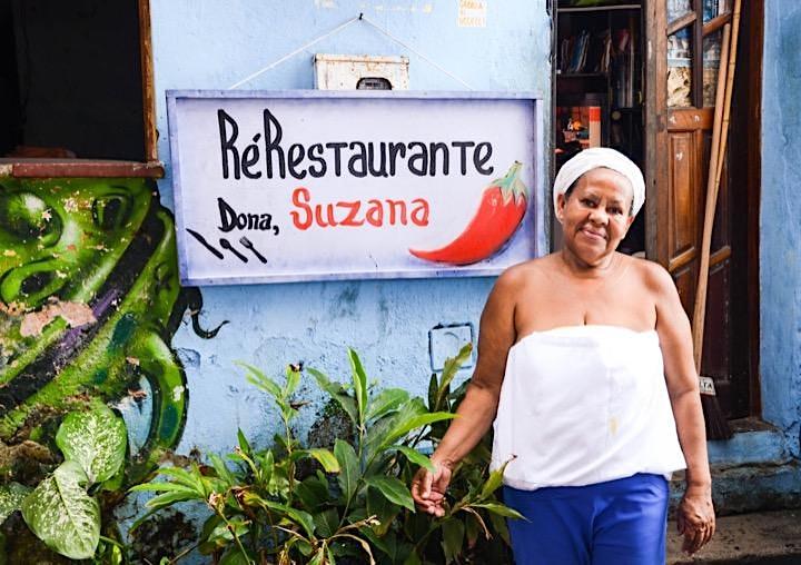 Visit a market in Bahia, Brazil image