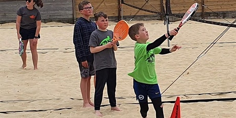 Take Part - Beach Tennis Taster Session - Juniors 9-15 years tickets