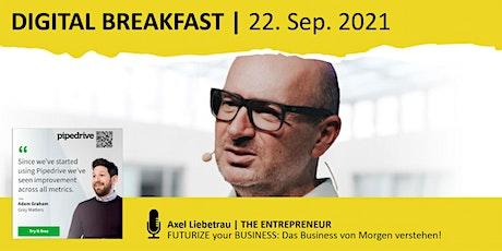 """""""FUTURIZE your BUSINESS: Das Business von Morgen verstehen!"""" Tickets"""
