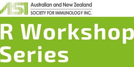 R Workshops - Advanced Series (Flow Cytometry) tickets