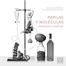 Get deeper in aromatic science of wine & food entradas