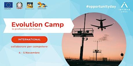Evolution Camp #international biglietti