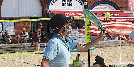 Take Part - Beach Tennis Taster for Adults with Learning Disabilities tickets