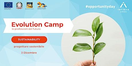 Evolution Camp #sustainability biglietti