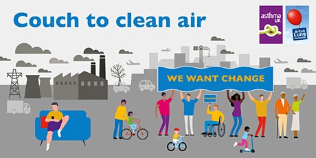 Couch to Clean air – campaigns training tickets