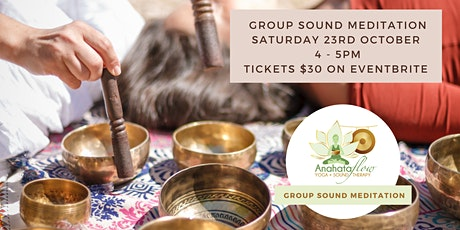Group Sound Meditation - Auric Light Frequencies tickets