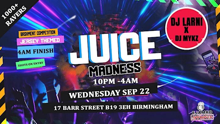 Juice Events image