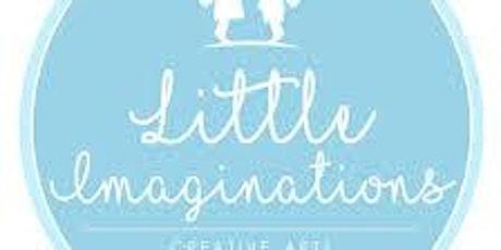 October Half Term Little Imagination Age 3-6 tickets