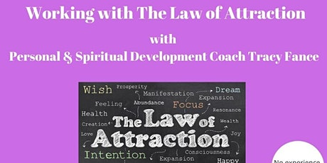 06-11-21 Working With The Law of Attraction tickets