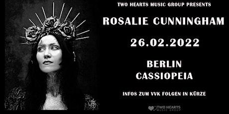 ROSALIE CUNNINGHAM (Purson) • Berlin Tickets