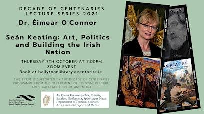 Seán Keating: Art, Politics and Building the Irish Nation | Ballyroan tickets