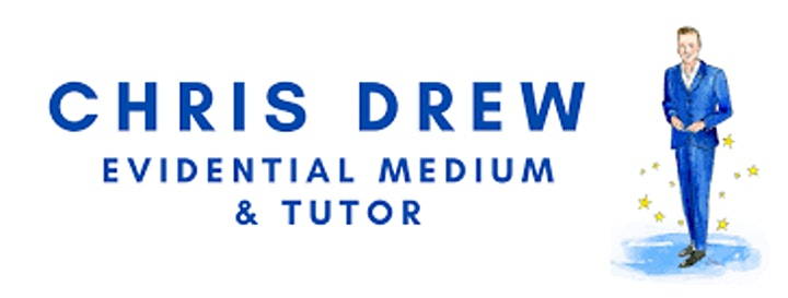 Evidential Mediumship with International Medium Chris Drew image