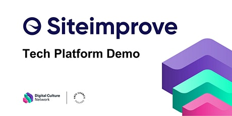 Tech platform demo: Siteimprove - Accessibility solutions for your website tickets