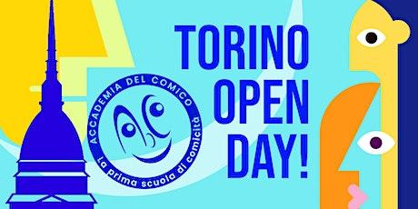 Open Day - Torino biglietti