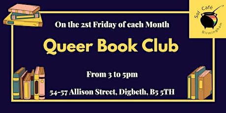 Queer Book Club Birmingham tickets