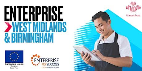 Enterprise- West Midlands & Birmingham tickets