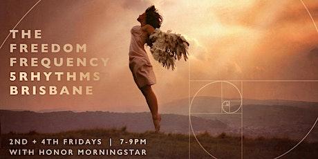 5Rhythms Brisbane: The Freedom Frequency tickets