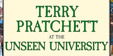 Terry Pratchett at the Unseen University tickets