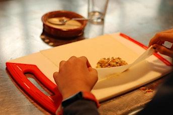 Cocina infantil: rollitos primavera y platos asiáticos entradas