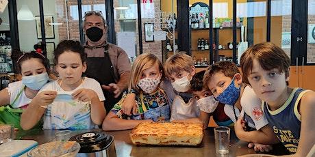 Cocina infantil: lasaña casera entradas