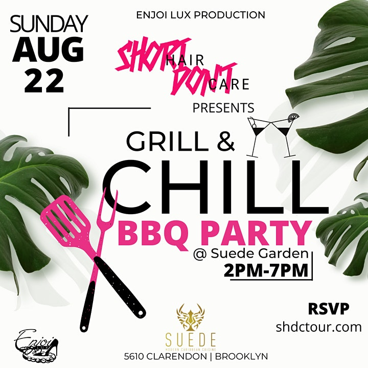 Grill & Chill BBQ Party image