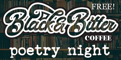 POETRY ON THE PATIO A FREE MONTHLY OUTDOOR OPEN MIC tickets