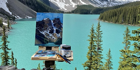 """Demo: Painting """"en plein air"""" with Samantha Williams-Chapelsky tickets"""