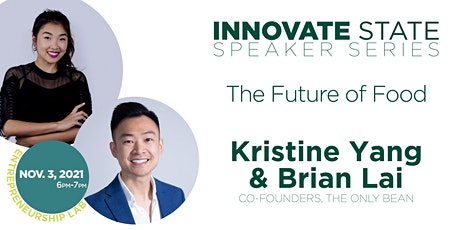 Innovate State: The Future of Food tickets