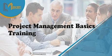 Project Management Basics 2 Days Virtual Live Training in Watford bilhetes