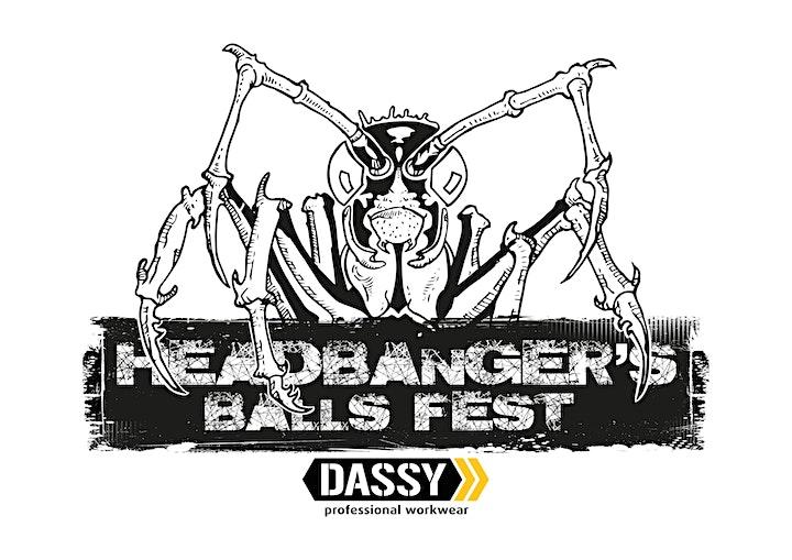 Afbeelding van Headbanger's Balls Fest 2022