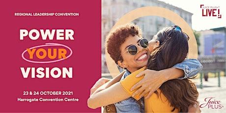 Juice Plus+ Regional Leadership Convention Autumn 2021 tickets