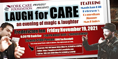 Laugh for Care 2021 tickets