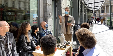 DISCOVER & TASTE Coffee Tour - Downtown Kanaal, Brussels tickets