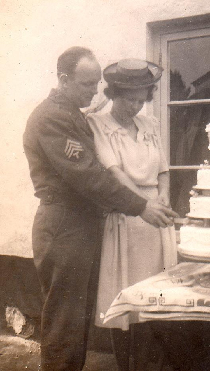Talk: Young Love in Wartime Bodmin image