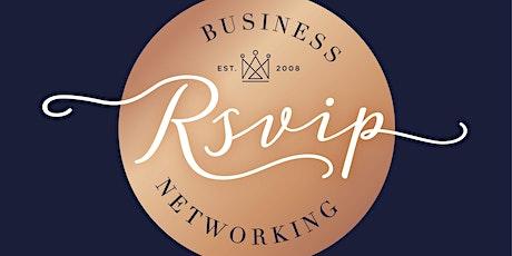 RSViP Business Network Social- We Are Back! billets