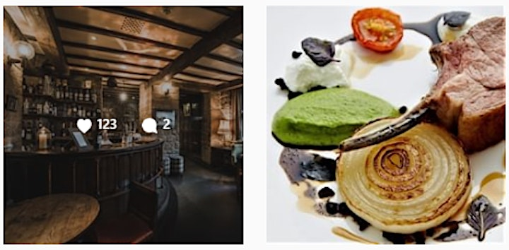 Social Media that Works: A Masterclass for Restaurants & Coffee Shops image