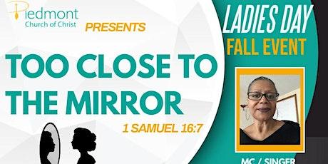 Piedmont Church of Christ, Durham, NC Virtual Fall Ladies Day 2021 tickets