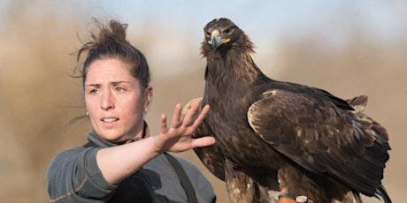 Moffat 2021-Lauren McGough, Peter Robson, Julian Tite & The Eagle Huntress tickets