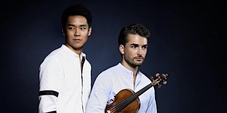 Niek Baar & Ben Kim // Violine & Klavier Tickets