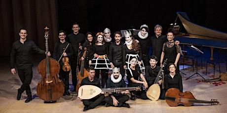 MORO PER AMORE - Opera Regia in 3 atti di Alessandro Stradella biglietti