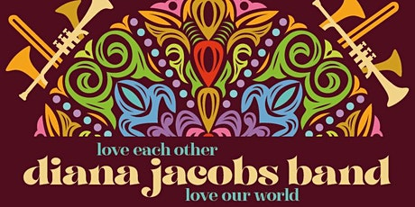 Diana Jacobs Band CD Pre-order (includes FREE admission to release event) tickets